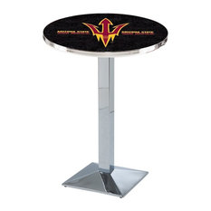 Arizona State Pub Table with Pitchfork Logo 28-inchx36-inch by Holland Bar Stool Company