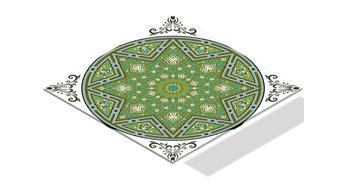 Maharaja Medallion - Amelia