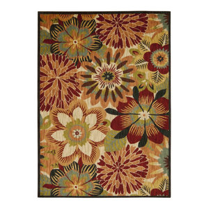 Nuloom Hand Tufted Palm Springs Rug Pink 3 6 Quot X5 6