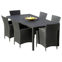 Beautiful Contemporary Outdoor Dining Sets by MangoHome