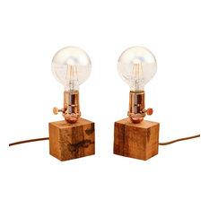 Petaluma Post Lamp Set