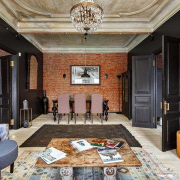 Квартира в историческом доме