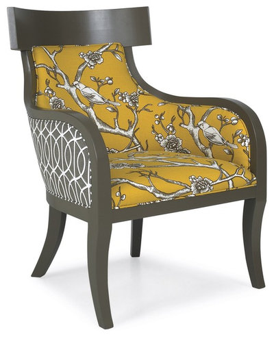 Guest Picks Pretty Patterned Chairs
