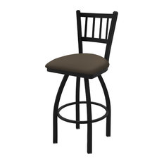 810 Contessa 30-inch Swivel Bar Stool With Canter Earth Seat