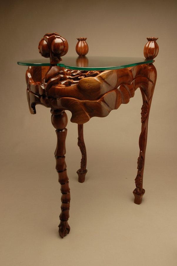 DETAIL: Bedside Table