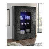 Prisma (grey) 2 door display unit