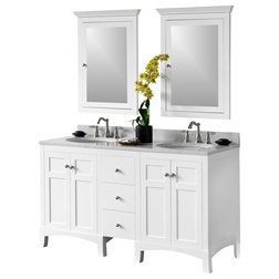 Elegant Transitional Bathroom Vanities And Sink Consoles by Ronbow Corp