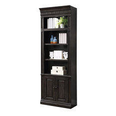 Parker House Washington Heights 32-inch Open Top Bookcase