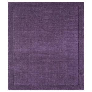 York Rug, Purple, 60x120 cm