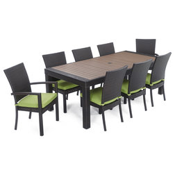Nice Tropical Outdoor Dining Sets by RST Brands