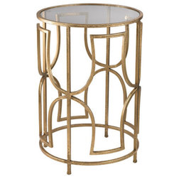 Transitional Side Tables And End Tables by Buildcom