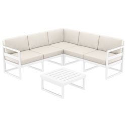 Contemporary Outdoor Lounge Sets by Compamia