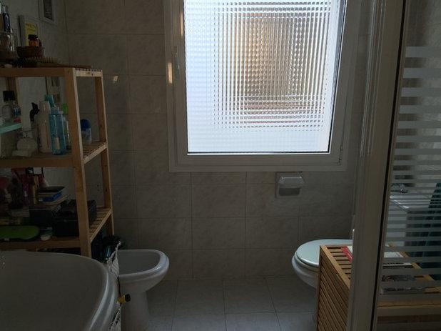 Dos baños reformados por 16.000 € rejuvenecen una casa en Madrid