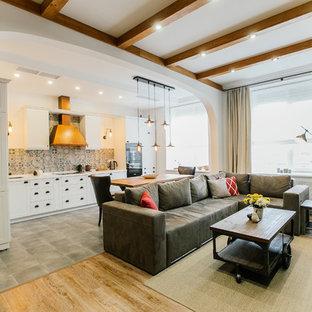 Неиссякаемый источник вдохновения для домашнего уюта: большая идея дизайна в средиземноморском стиле