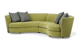 Eclectic Sectional Sofas
