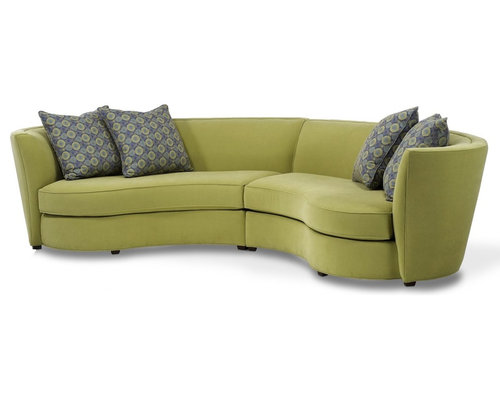 Groove Sectional - Sectional Sofas
