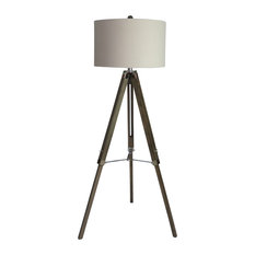 50 Most Popular Weathered Wood Floor Lamp Floor Lamps For