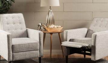 This Month's Bestselling Accent Chairs