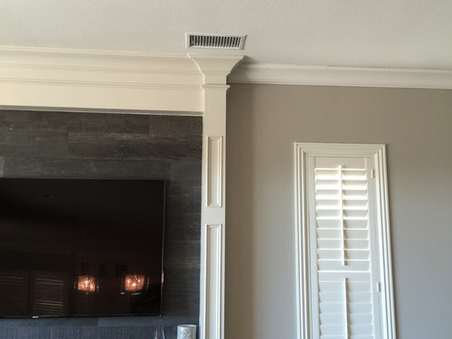Help On Paint Color For Crown Molding