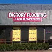 Factory Flooring Liquidators   Outlet Store