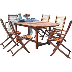 Popular Transitional Outdoor Dining Sets by International Home Miami Corp