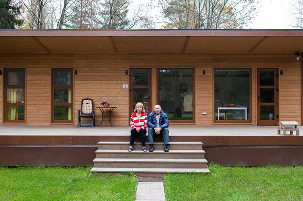 My Houzz: A Country House For 2 In The Blink Of An Eye