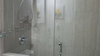 Ajax En-Suite Shower Conversion