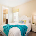 Brownstone Makeover Transitional Bedroom Boston By