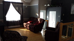 The Living Room Measures 13 X 15 And Kitchen 20 There Is A Step Between Thanks For Help