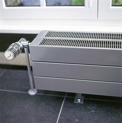 by Feature Radiators