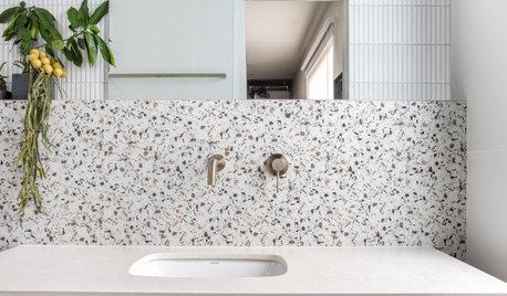 18 Kitchen and Bathroom Splashbacks for Serious Inspiration