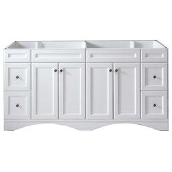 Transitional Bathroom Vanities And Sink Consoles by Morning Design Group, Inc