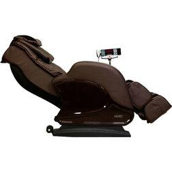 Ideal Modern Massage Chairs Infinity Brown Zero G Full Body Massage Chair Recliner