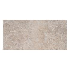 "MSI NCAPBRI5X10 Capella, 5""x10"" Rectangle Floor Tile, Matte, Ivory"