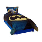 DC Comics Batman Great Gotham Twin Comforter Set