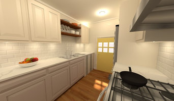 Bright Bungalow Kitchen - COMING SOON