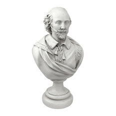 William Shakespeare Sculptural Desktop Bust