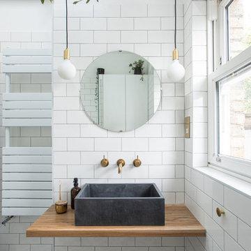 Ravenswood first floor shower room
