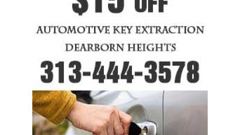 Automotive Key Extraction Dearborn Heights
