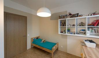 Интерьер квартиры в «Альпийской горке»