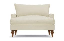 Saxon King Chair, Buckwheat