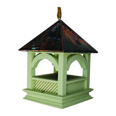 Wildlife World Hanging Wooden Bempton Bird Table