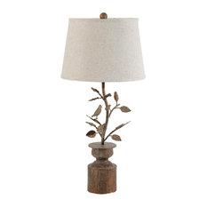 Bird Table Lamp: iDecor Inc. - Iron Bird Table Lamp - Table Lamps,Lighting