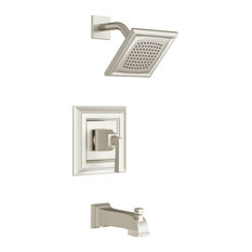 Town Square S Tub and Shower Valve Trim Kit, Brushed Nickel