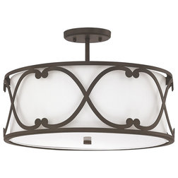 Traditional Flush-mount Ceiling Lighting by Capital Lighting Fixture Co.