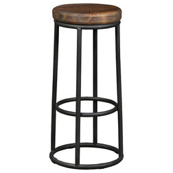 Industrial Bar Stools And Counter Stools by ergode