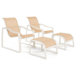 Contemporary Outdoor Lounge Chairs by RST Brands