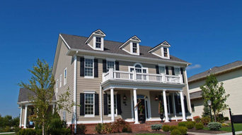 Exterior Work - Roofing & Siding