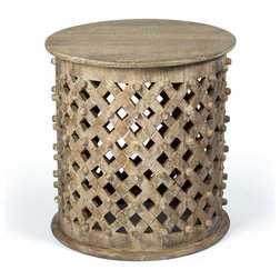 Beach Style Side Tables And End Tables by Houzz