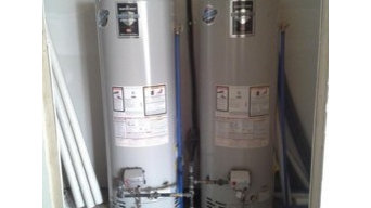 Water Heaters Installed at Snap Fitness in So. Portland, ME